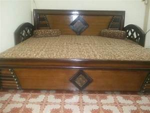 Latest Double Bed Designs With Box Wooden Bed Designs With ...