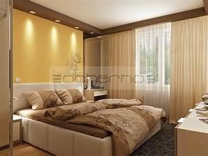 Acherno moderne apartment raumgestaltung in dezenten farben for Raumgestaltung schlafzimmer farben