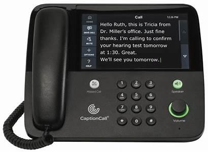 Captioncall Call Caption Phone Hearing Clinic