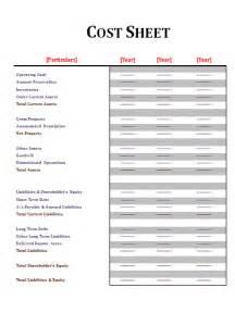 Renovation Spreadsheet Cost Sheet Template Free Sheet Templates