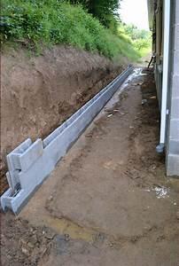 Monter Mur En Parpaing : faire un muret en parpaing faire un muret en parpaing ~ Premium-room.com Idées de Décoration