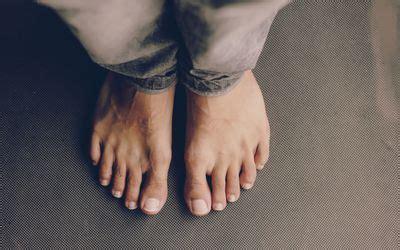 common foot rashes