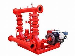 Fire Pump Packages Fire Pump System Diesel Engine Pump