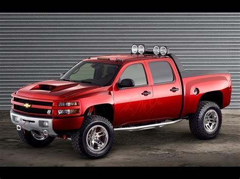 Usa Pick Up Trucks Toon Onderwerp Chevrolet Silverado Ss