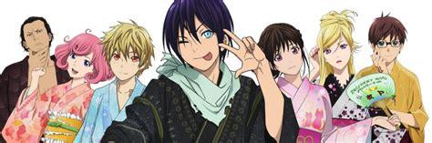 voir anime noragami saison   vf vostfr