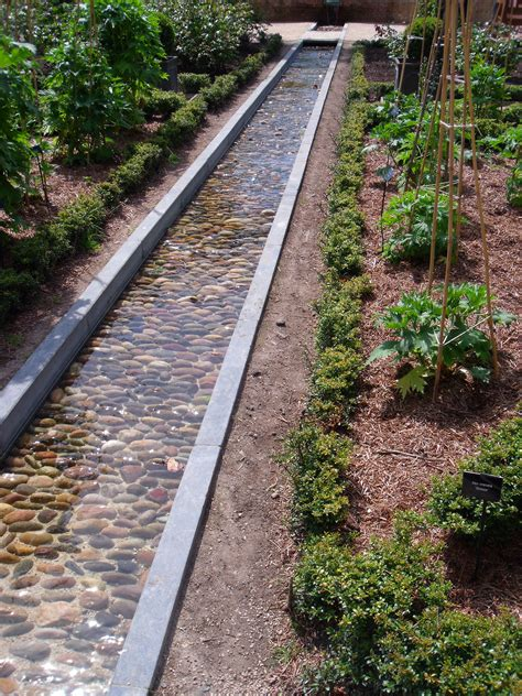 sensory garden water feature search water