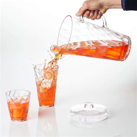 bicchieri bibita 4 bicchieri da 50 cl per bibita e trasparenti