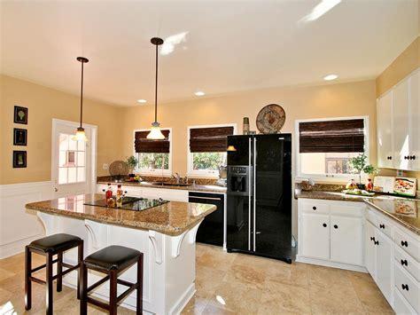 kitchen island l shaped l shaped kitchens hgtv