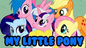 My Little Pony Friendship is Magic Full Game Episodes ...