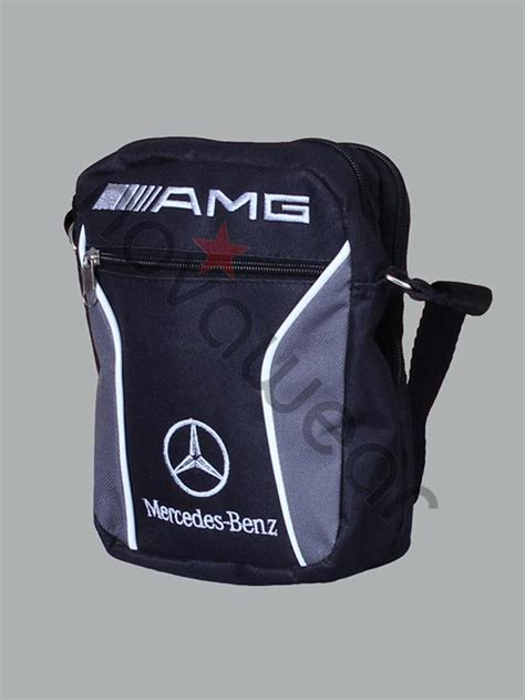 mercedes amg sport shoulder bag mercedes merchandise