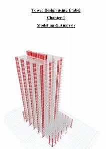 Tower Design Using Etabs