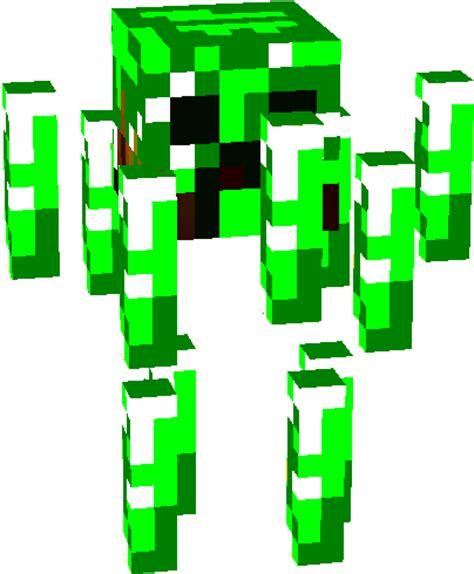 Minecraft Creeper Skin