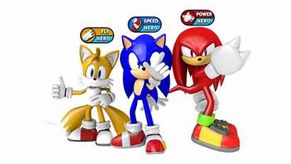 Sonic Heroes Team Hero Render Pc Silverdahedgehog06