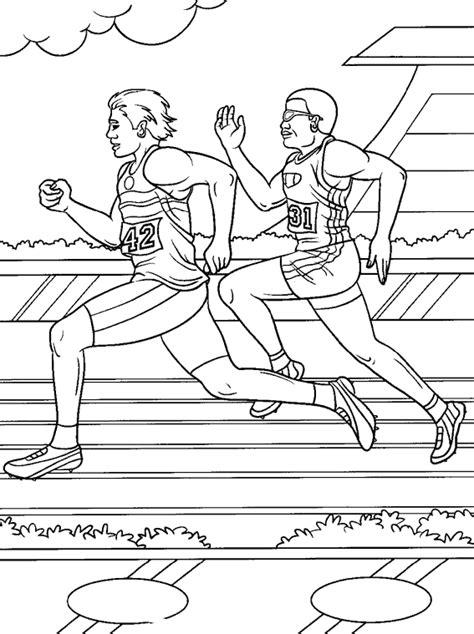 jeu de cuisine en ligne gratuit coloriage sports athletisme à colorier allofamille