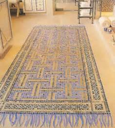 Creative Tile Floor Designs