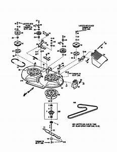 Parts Manual For Craftsman Mower