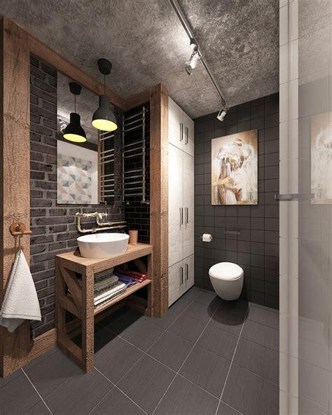 house designer plans 30 awesome industrial bathroom design ideas