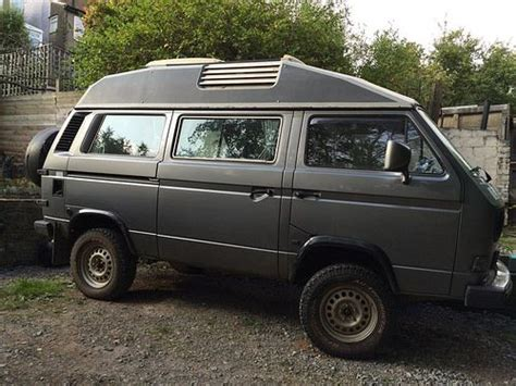 vw t3 dehler profi cer hledat googlem cer vw vw cer vans and roof rack