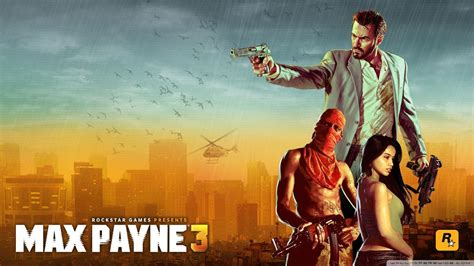 Max Payne Wallpapers