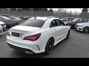 Mercedes Classe Cla Amg : mercedes benz cla class cla 180 amg line coupe u43588 youtube ~ Medecine-chirurgie-esthetiques.com Avis de Voitures