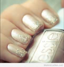 Best golden nails idea for