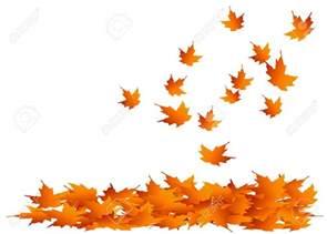 Maple Autumn Leaf Pile Clip Art