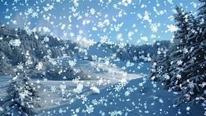 Live Snowfall Wallpaper for Desktop - WallpaperSafari