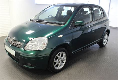 Toyota Yaris 1.3 Auto T-spirit 5 Door Petrol Small