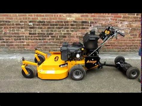 Best Wide Deck Push Mower by For Sale 2005 Everride Wasp Walk Commercial Wide