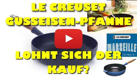 Gusseisen Pfanne Le Creuset by Le Creuset Gusseisen Saut 233 Pfanne Mit Holzgriff 28 Cm Test