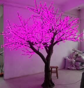 20 led cherry tree 171 decorative led trees