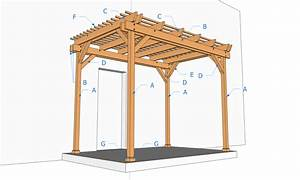 Construire Une Pergola En Bois : une pergola en bois penmie bee ~ Premium-room.com Idées de Décoration