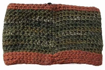 Cowl Crochet Chunky Pattern Reversible Seam