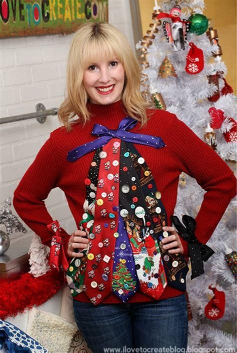 12 diy ugly christmas sweater ideas diy ready