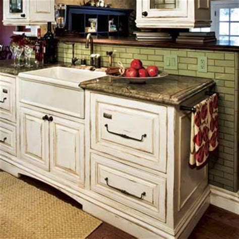 antiquing cabinets with stain antiquing cabinets using stain or glaze the practical
