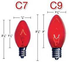 what is the difference between c7 and c9 light bulbs best 28 c7 c9 christmas lights difference christmas