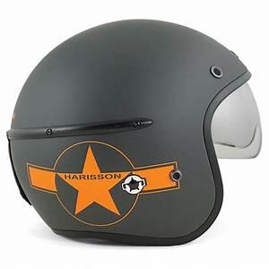 Deco Casque Moto 12 Stickers Autocollant Deco Casque Moto Jack