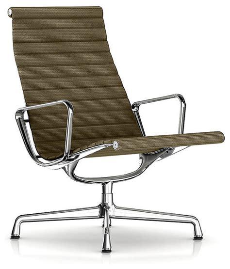 herman miller eames aluminum lounge chair fabric