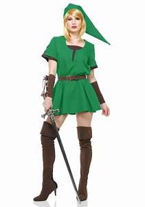 Elf Warrior Princess Costume