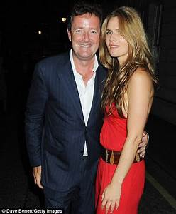 Piers Morgan to marry his girlfriend Celia Walden, but did ...