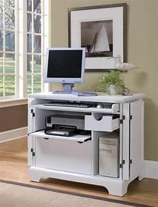 Meuble Bureau Ordinateur : meubles rangement ordinateur ~ Nature-et-papiers.com Idées de Décoration