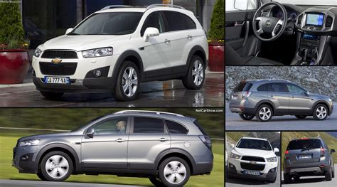 chevrolet captiva  pictures information specs