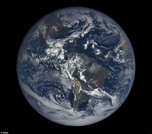 NASA site features DSCOVR's high-resolution images of the ...