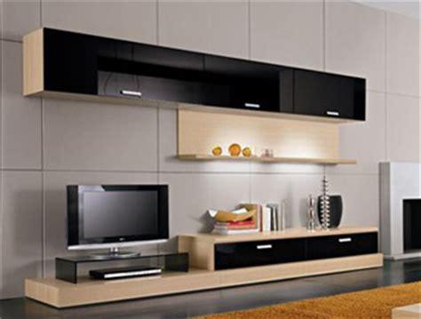 photo meuble cuisine meuble mural tv photo 8 10 meuble mural noir laqué pour la télévision