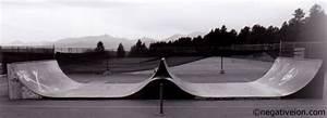 Negativeion Skatepark Leadville