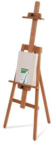 plans painting easel  woodworking