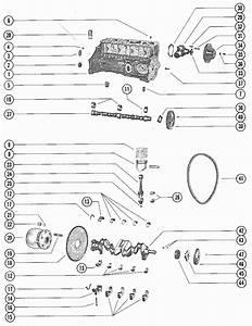 Mercruiser 120 Gm 153 I  L4 1964