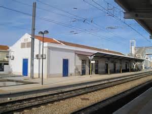 Tunes Portugal Train Station