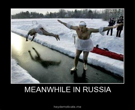 In Russia Memes - meanwhile in russia