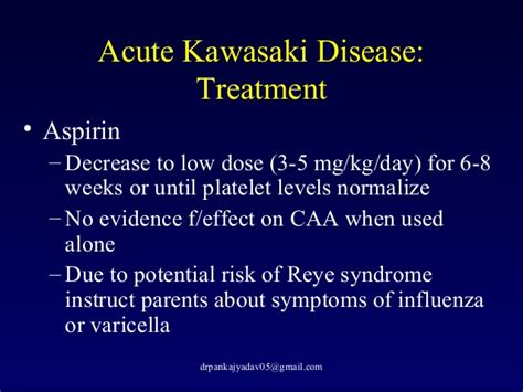 Treatment Of Kawasaki Disease by The Gallery For Gt Kawasaki Disease Treatment